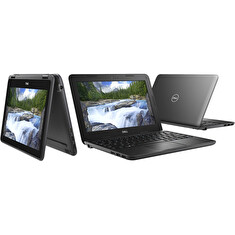 Dell Latitude 3190 2in1; Pentium N5030 1.10GHz/4GB RAM/128GB SSD PCIe/battery VD