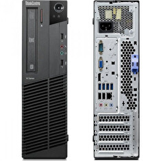 Lenovo ThinkCentre M82 SFF; Core i5 3550 3.3GHz/4GB RAM/500GB HDD