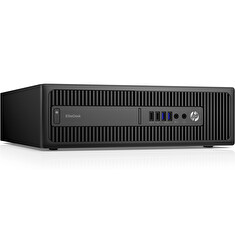 HP EliteDesk 800 G2 SFF; Core i3 6100 2.3GHz/8GB RAM/128GB SSD + 500GB HDD